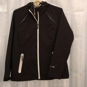 Free Country Woman's medium zip up jacket X2O nice